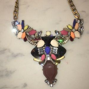 J. Crew Jewelry - J. Crew Ornate Necklace